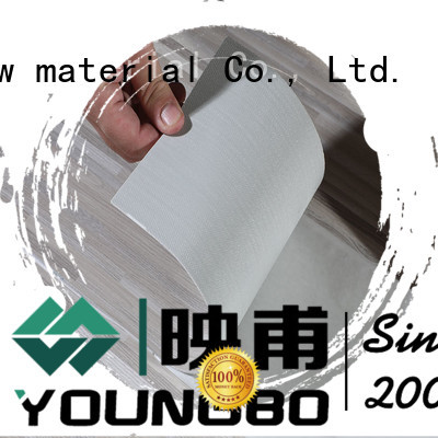 YOUNGBO hot sale Stone plastic composite inquire now for indoor