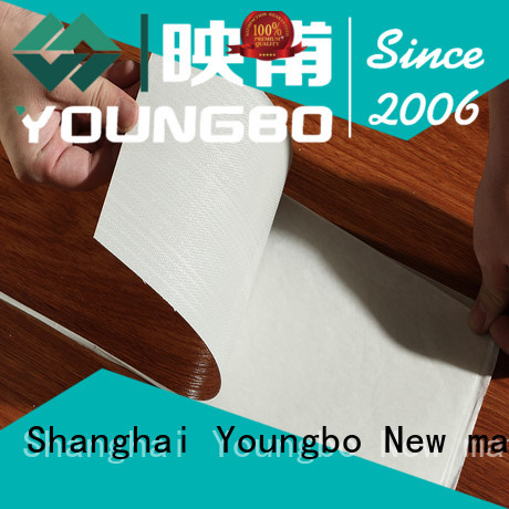 YOUNGBO high-quality pvc vinyl flooring for garage