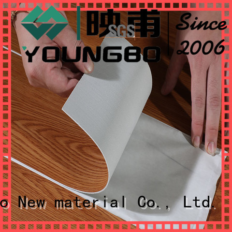 YOUNGBO tiles pvc floor covering
