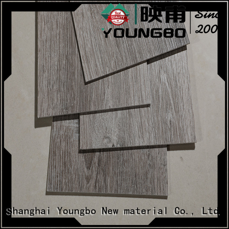 hot sell floating vinyl plank flooring adhesive great deal for bathroom