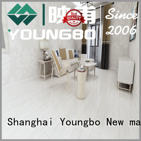 YOUNGBO stable supply foam wallpaper wholesale for bathroom usage
