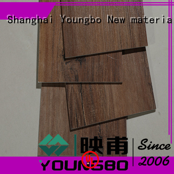 hot sell vinyl strip flooring 12mm from China for bathroom