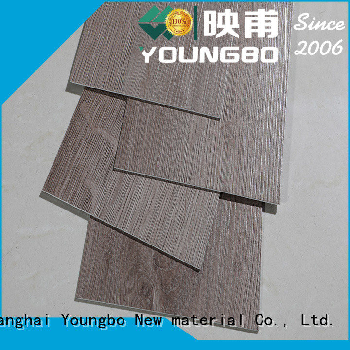 5 star reviews vinyl strip flooring plank from China for home