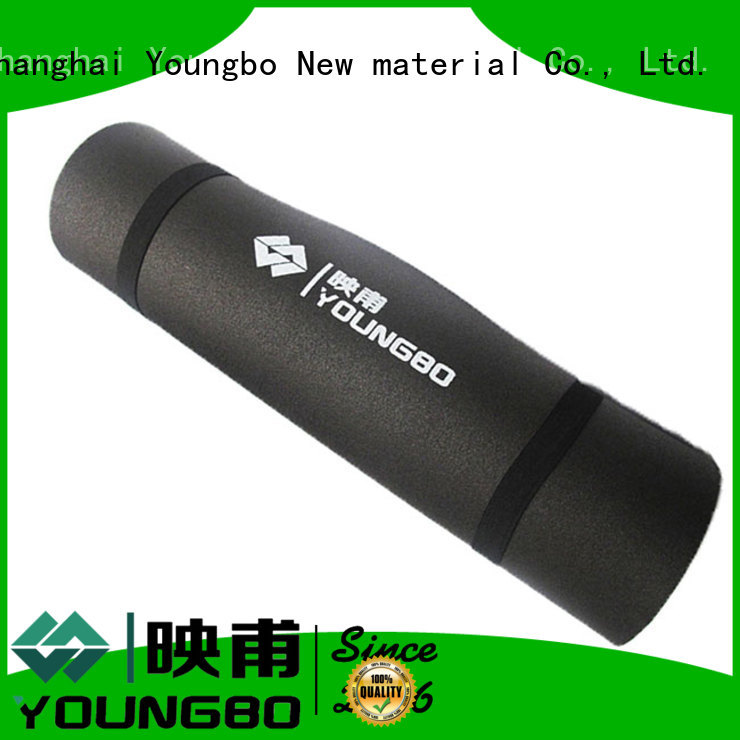 YOUNGBO trustworthy double foam camping mat for gym