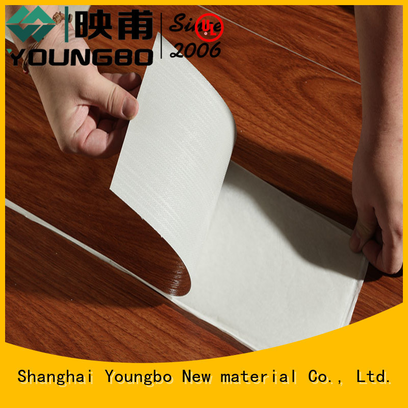 YOUNGBO high-quality pvc flooring export worldwide